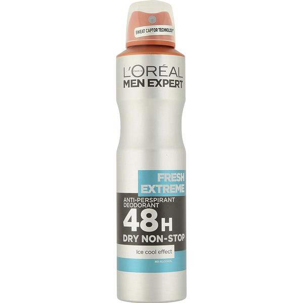 L'Oreal Paris Men Expert Fresh Extreme 48H Anti-Perspirant Deo Spray 250ml