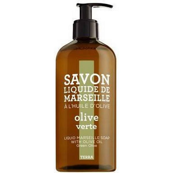 Compagnie de Provence Savon De Marseille Liquid Soap Green Olive 500ml