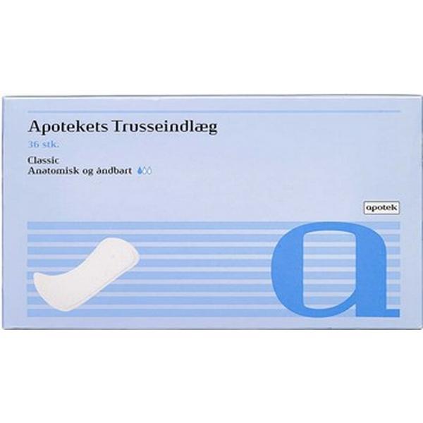 Apotekets Trusseindlæg Classic 36-pack