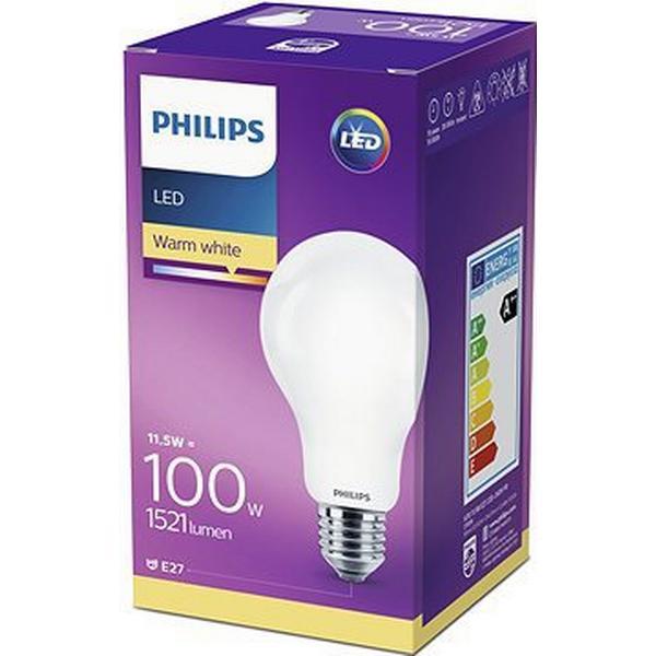 Philips 12.4cm LED Lamp 11.5W E27