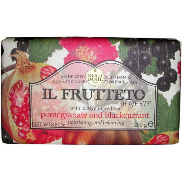 Nesti Dante IL Frutteto Pomegranate & Blackcurrant Soap 250g