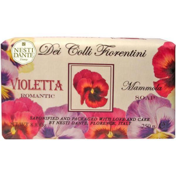Nesti Dante Dei Colli Fiorentini Sweet Violet Soap 250g