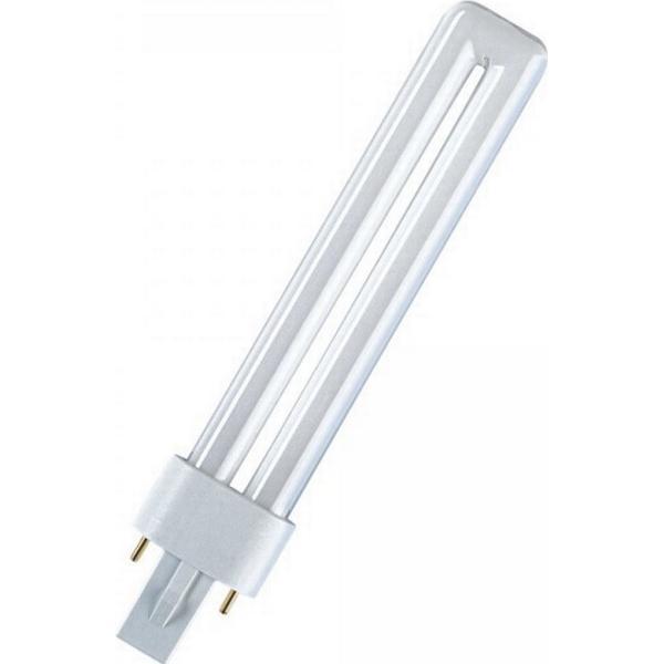 Osram Dulux S Fluorescent Lamps 9W G23