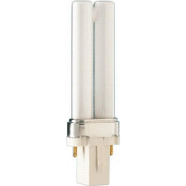 Philips Master PL-S Fluorescent Lamp 7W G23 830