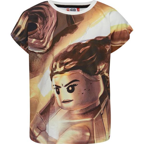 Lego Wear Tallys 853 Star Wars T-Shirt - Off White