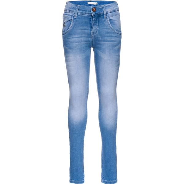 Name It Nittarzan XSlim Jeans - Blue/Medium Blue Denim (13135678)