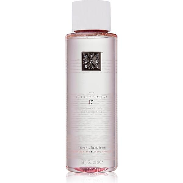 Rituals The Ritual of Sakura Bath Foam Cherry Blossom & Rice Milk 500ml