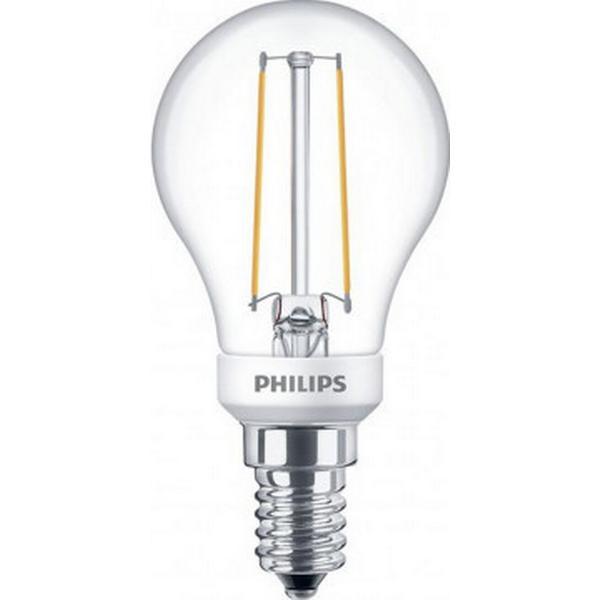 Philips Classic D LED Pærer 2.7W E14