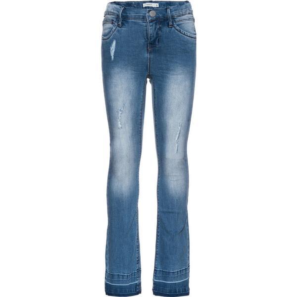 Name It Nitaminna Skinny Fit Jeans - Blue/Light Blue Denim (13140060)