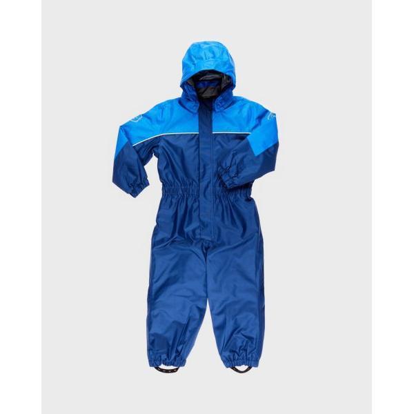 Color Kids Kazor Padded Coverall - Estate Blue (103752)