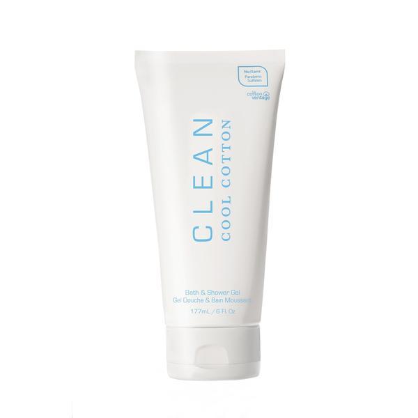 Clean Cool Cotton Bath & Shower Gel 177ml