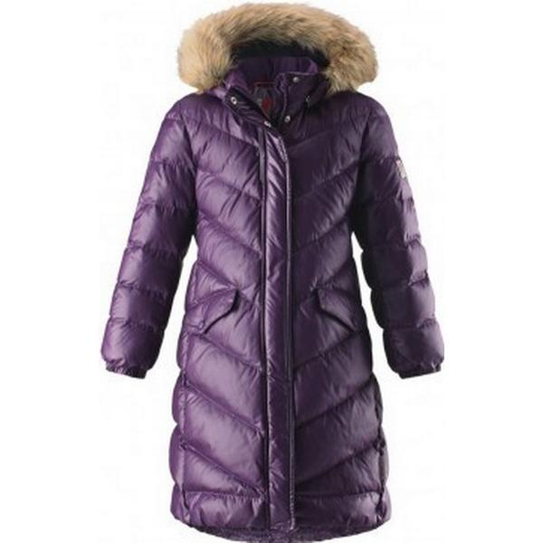 Reima Satu Down Jacket - Deep Violet (531302-5930)