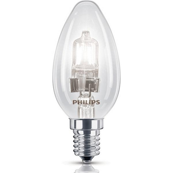 Philips Classic Halogen Lamp 28W E14 10 Pack