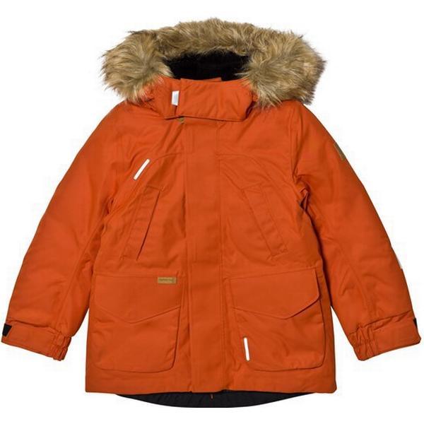 Reima Serkku Down Jacket - Foxy Orange (531301-2850)