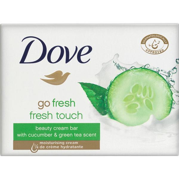 Dove Fresh Touch Bar Soap 100g
