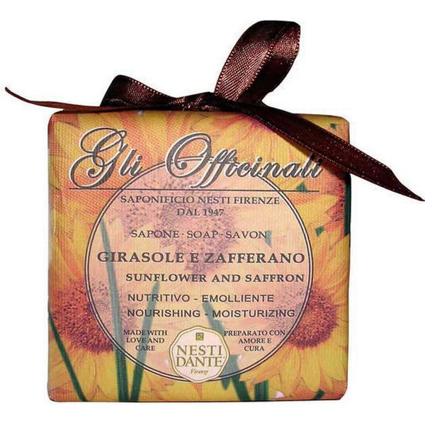 Nesti Dante Gli Officinali Sunflower & Saffron Soap 200g