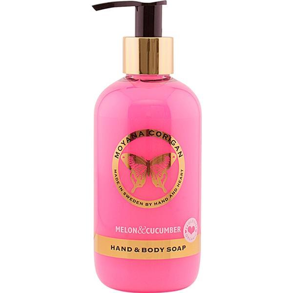 Moyana Corigan Melon & Cucumber Hand & Body Soap 250ml