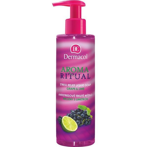 Dermacol Aroma Ritual Stress Relief Grape & Lime Liquid Soap 250ml
