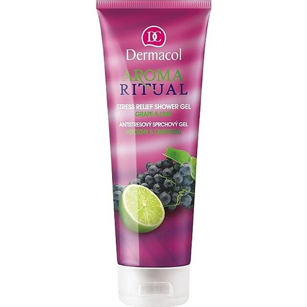 Dermacol Aroma Ritual Stress Relief Grape & Lime Shower Gel 250ml