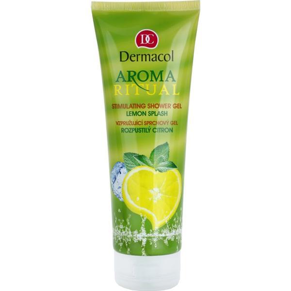 Dermacol Aroma Ritual Lemon Splash Stimulating Shower Gel 250ml