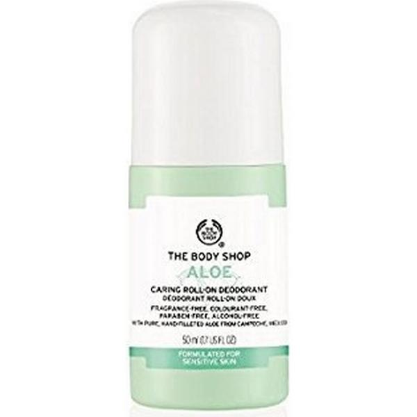 The Body Shop Aloe Caring Deo Roll-On 50ml