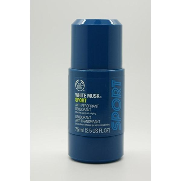 The Body Shop White Musk Sport Anti-Perspirant Deo 75ml