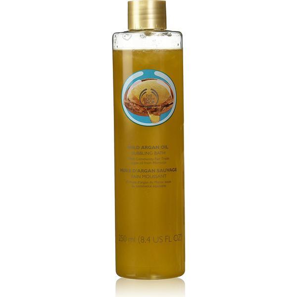The Body Shop Wild Argan Oil Bubble Bath 250ml