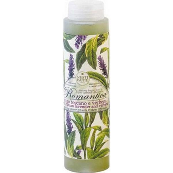 Nesti Dante Romantica Wild Tuscan Lavender and Verbena Shower Gel 300ml