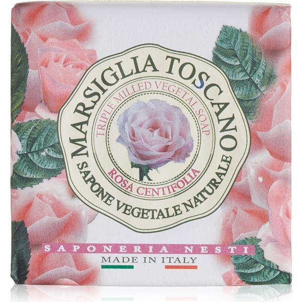 Nesti Dante Marsiglia Toscano Rosa Centifolia Soap 200g