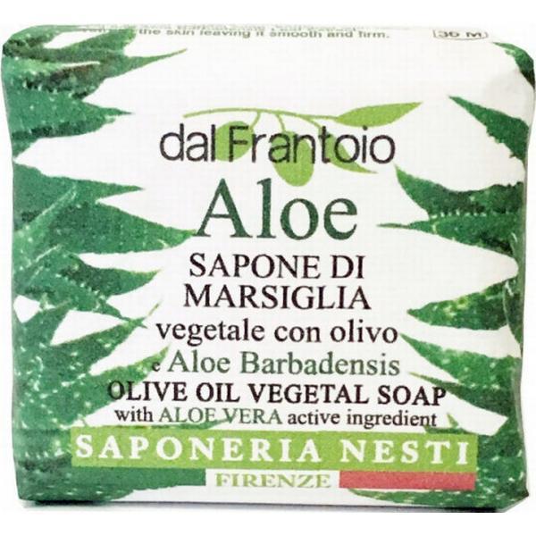 Nesti Dante Dal Frantoio Aloe Soap 100g