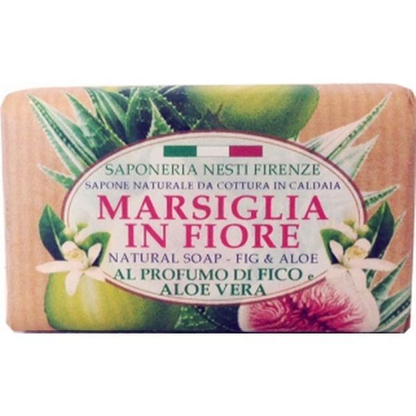 Nesti Dante Marseille in Fiore Fig & Aloe Vera Soap 125g
