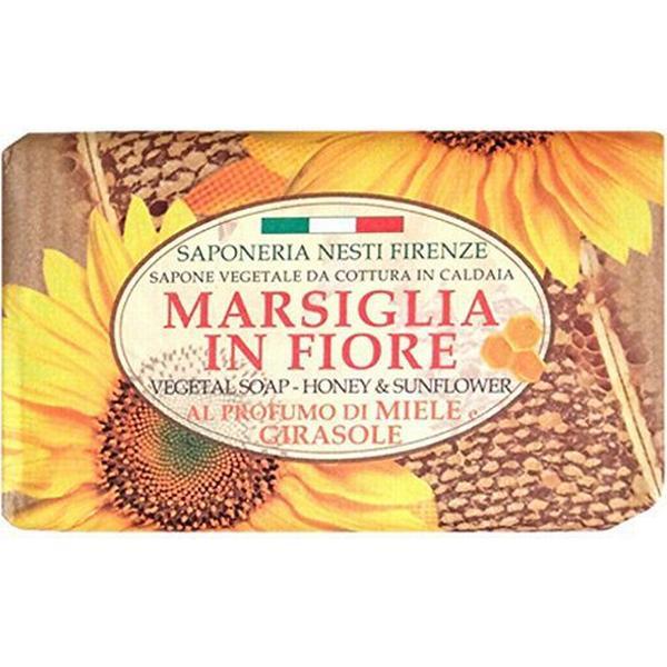 Nesti Dante Marseille in Fiore Honey & Sunflower Soap 125g