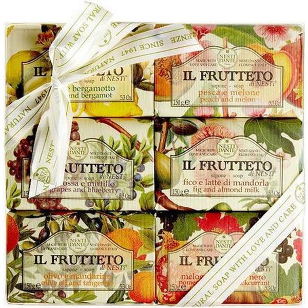 Nesti Dante IL Frutteto Soap 150g 6-pack