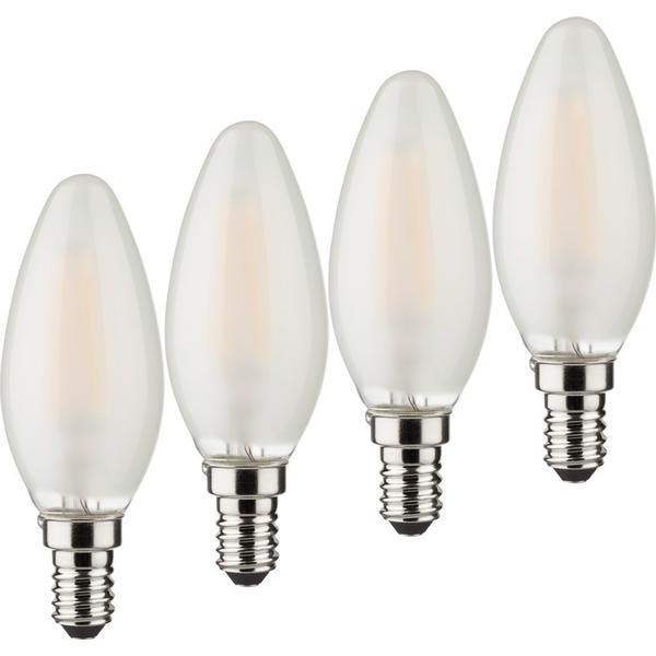Mueller 400185 LED Lamp 1.5W E14 4 Pack