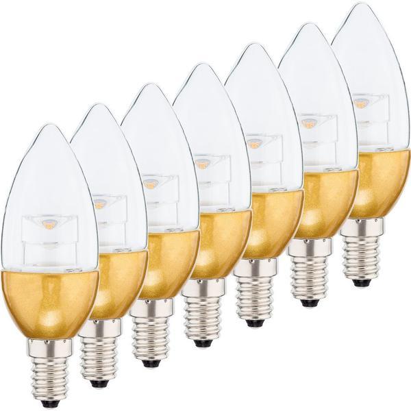 Mueller 400020 LED Lamp 4.5W E14 4 Pack