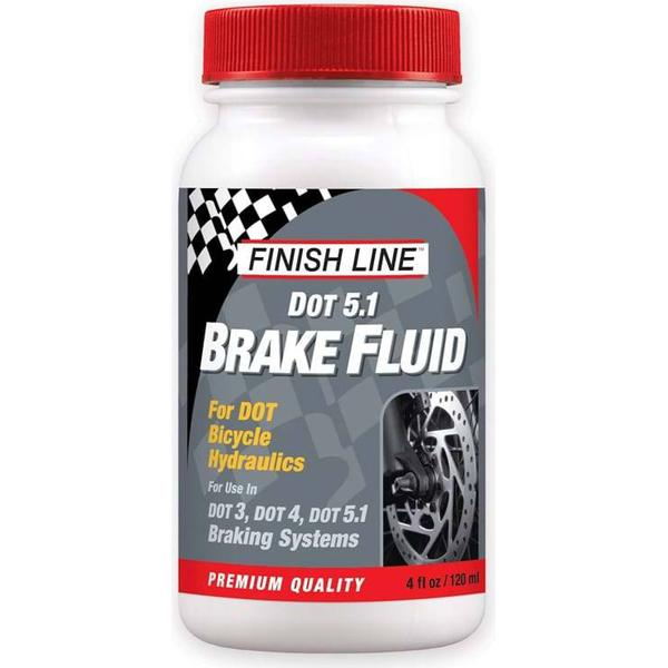 Finish Line Dot 5.1 Brake Liquid 120ml
