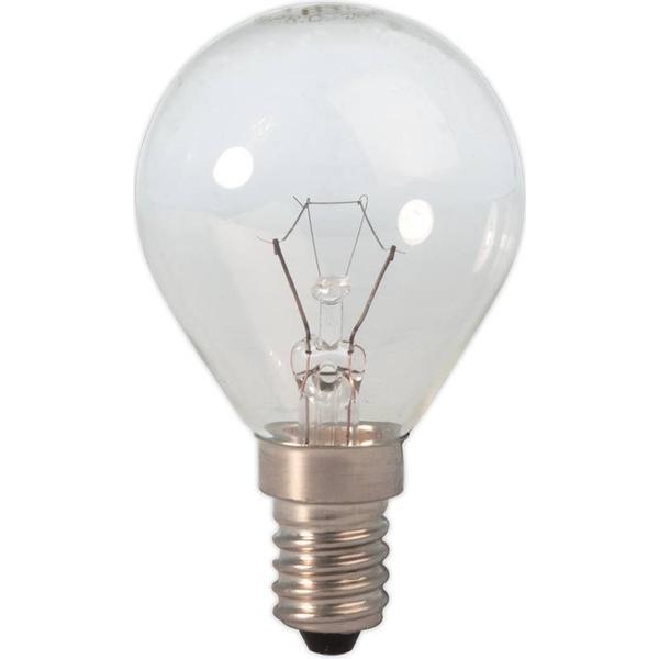 Calex 432124 Incandescent Lamps 25W E14