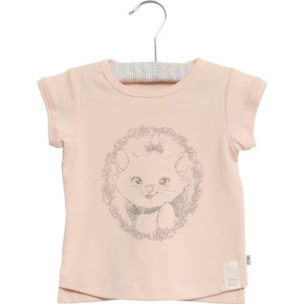 Wheat Marie T-shirt - Peony