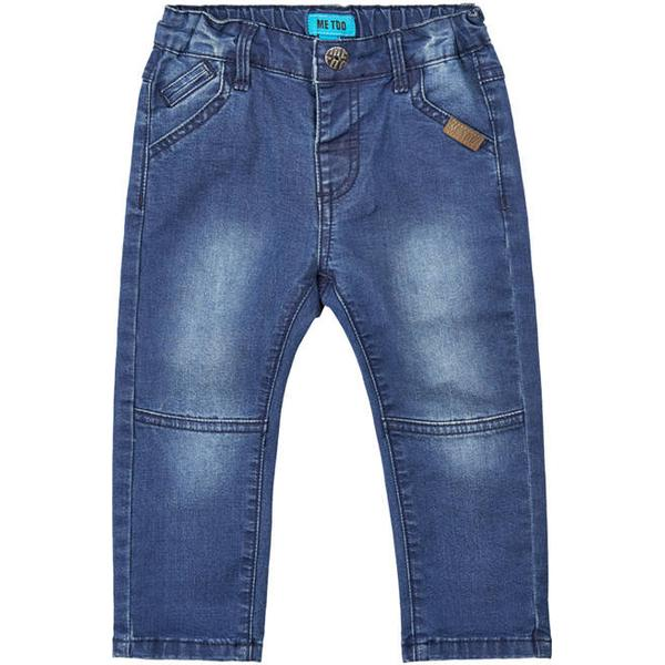 Me Too Denim Bukser - Blue Denim (630444-7770)
