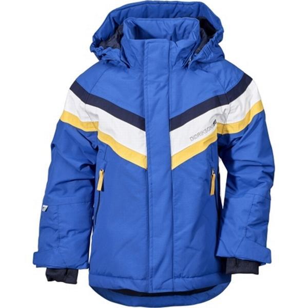 Didriksons Säfsen Kid's Jacket - Indigo Blue (172501472187)