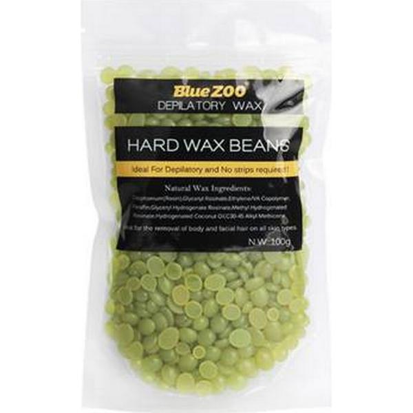 BlueZoo Pearl Wax Aloe Grøn Te 100g