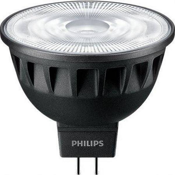 Philips Master ExpertColor 24° LED Lamps 7.5W GU5.3 MR16 940