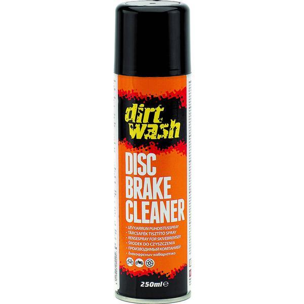 Weldtite Dirtwash Disc Brake Cleaner Aerosol 250ml