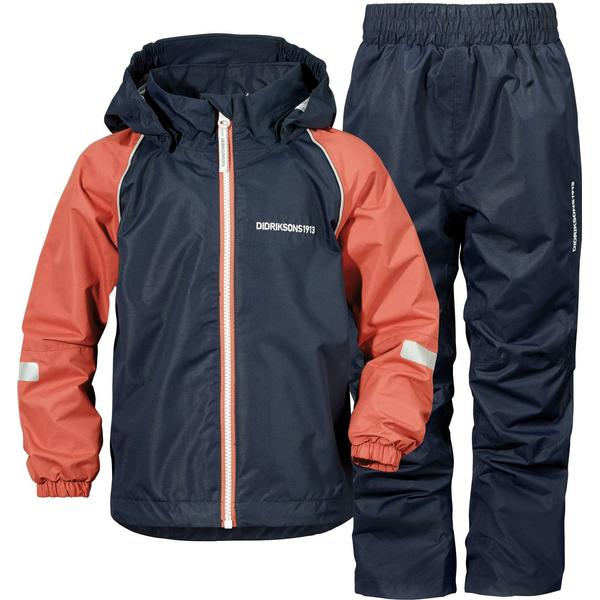 Didriksons Trysil Kid's Set - Navy (181501747-039)