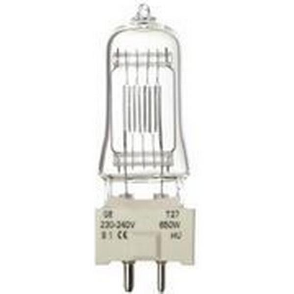 GE Lighting 88469 Halogen Lamps 650W GY9.5