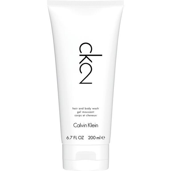 Calvin Klein CK2 Shower Gel 200ml