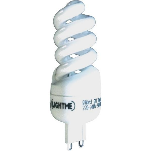 LightMe LM85030 Energy-efficient Lamps 9W G9
