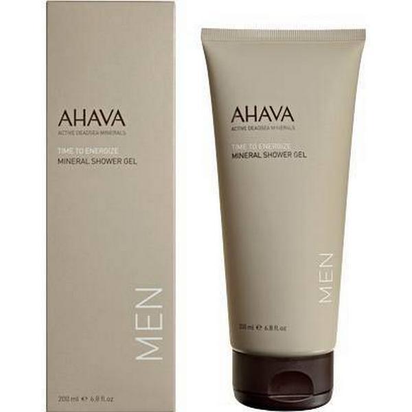 Ahava Men's Mineral Shower Gel 200ml