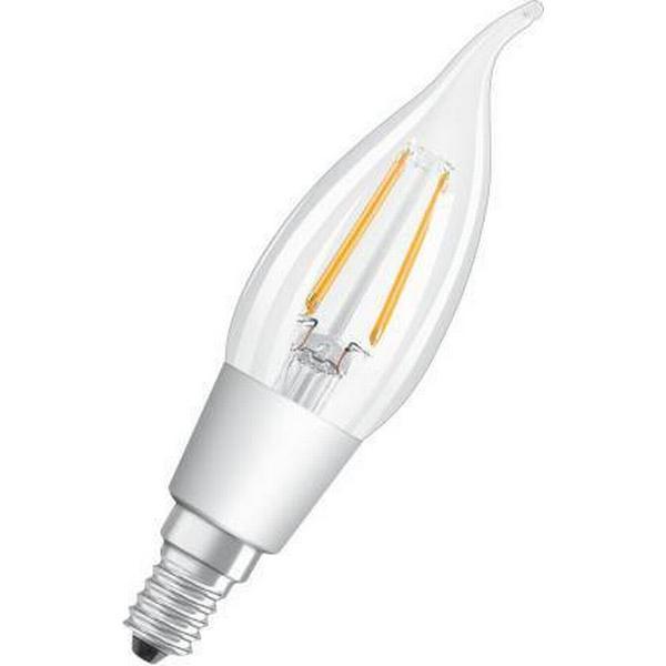 Osram P CLAS BA LED Lamps 4.5W E14