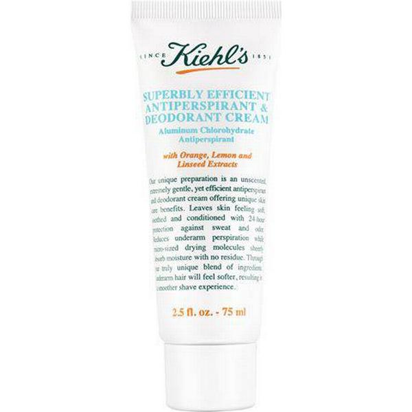 Kiehl's Superbly Efficient Anti-Perspirant & Deo Cream 75ml